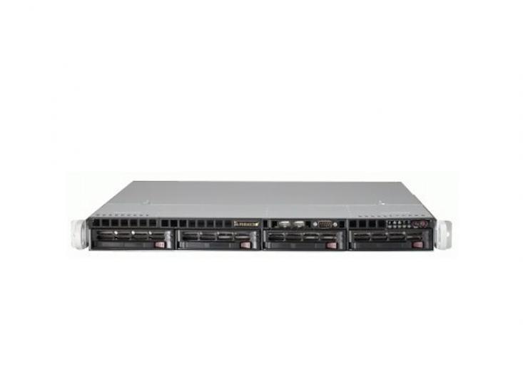 Линия NVR-64 1U — IP-видеосервер