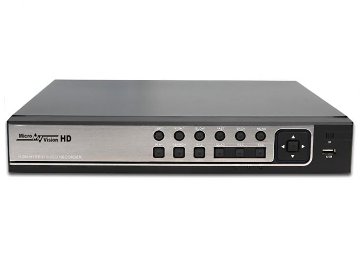 MV-X8504N  Видеорегистратор 4-канальный, AHD до 5Mp
