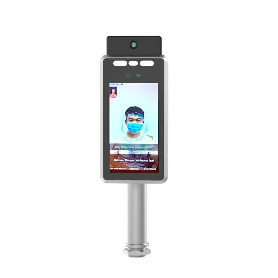 HERO-TD01  Самый быстрый терминал доступа с контролем температуры и распознаванием лиц