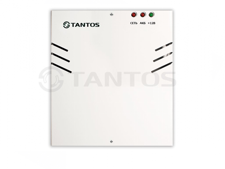 Tantos ББП-50 Pro — Источник вторичного электропитания резервированный (пластик)