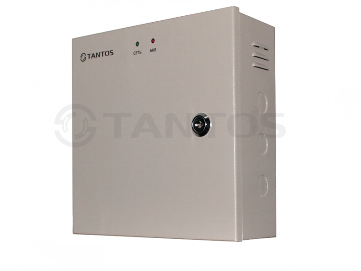 Tantos ББП-50 Pro Lux — Источник вторичного электропитания резервированный