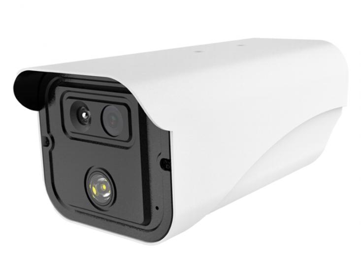 Тепловая и оптическая двухспектральная сетевая камера TG8256A