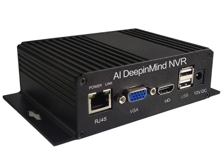 Система управления температурным скринингом — AI DeepinMind NVR
